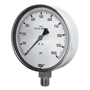 Đồng hồ đo áp suất 1000 bar phi 63mm