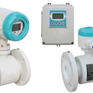 Đồng hồ đo lưu lượng nước thải điện từ Hàn Quốc