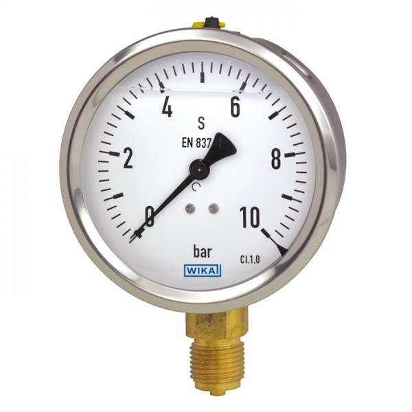 Đồng hồ áp suất WIKA 213.53