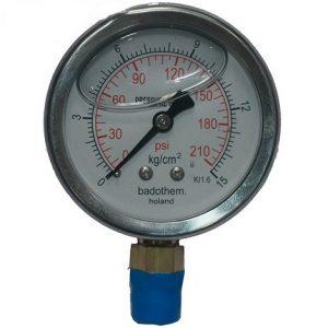 Đồng hồ đo áp suất Badothem