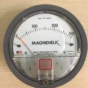 Đồng hồ chênh áp Dwyer 2000-300mmH20