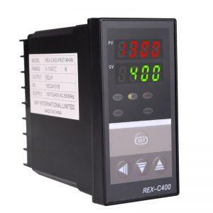Đồng hồ điều khiển nhiệt độ REX C400