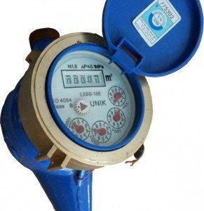 Đồng hồ nước Unik DN15
