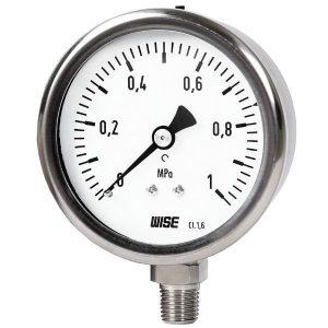 Đồng hồ áp suất WIse P255