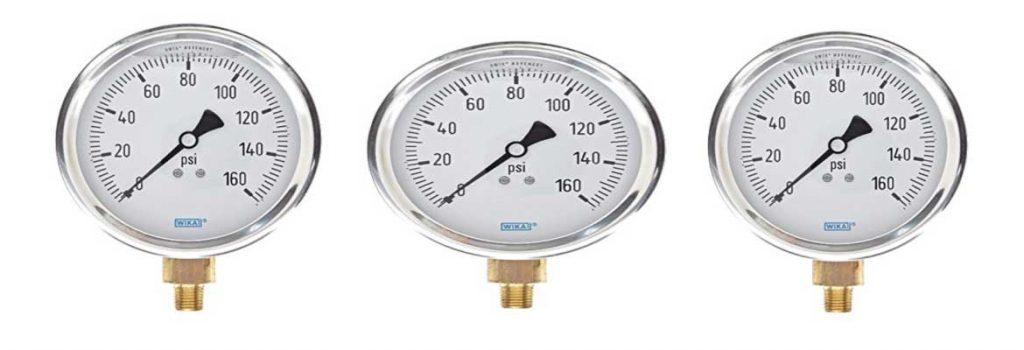 Đồng hồ áp suất wika 212.20