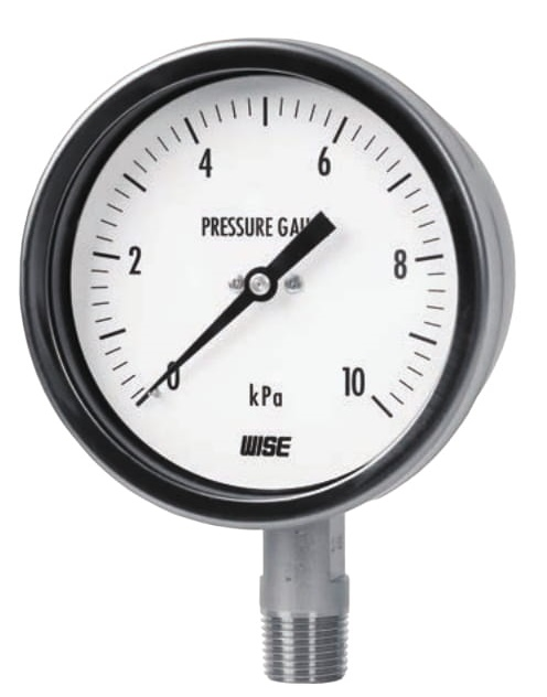 Đồng hồ đo áp suất Wise P421