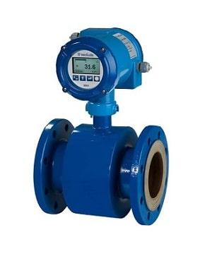 Đồng hồ đo lưu lượng nước điện từ