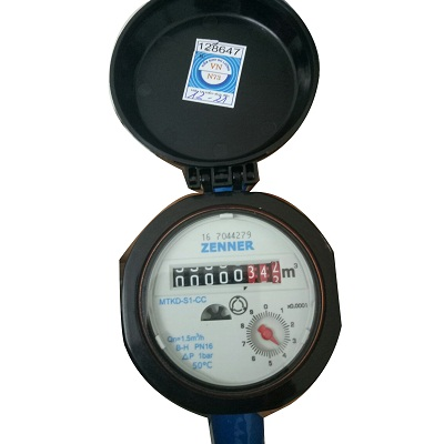 Đồng hồ nước Zenner DN25