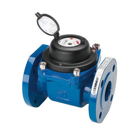 Đồng hồ đo nước thải Zenner DN80