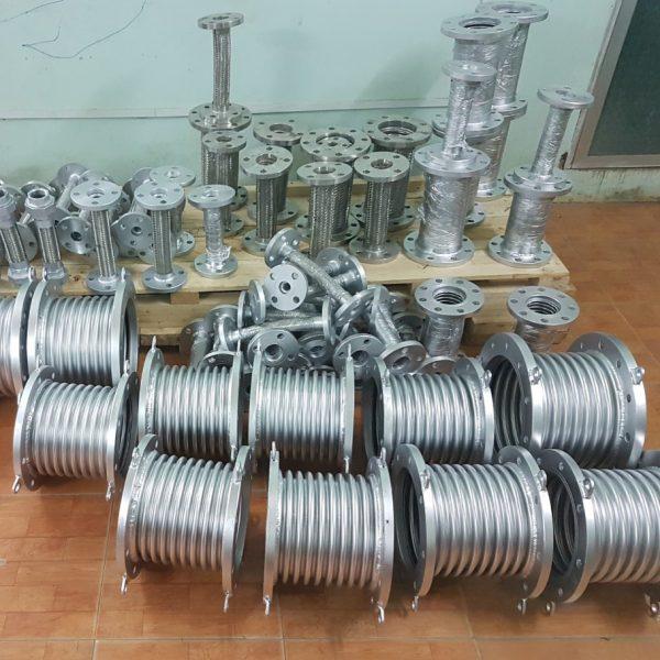 Gia công khớp nối mềm tại Hà Nội