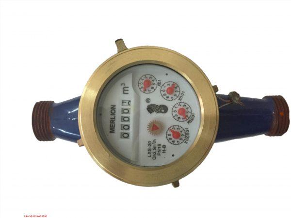 Đồng hồ nước Merilon lắp ren