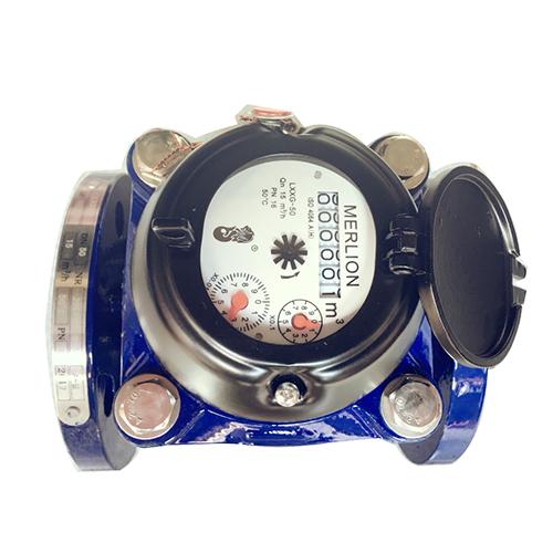 Đồng hồ đo lưu lượng nước thải lắp bích LXXG Merlion