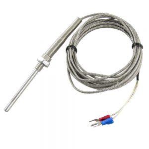 ảm biến nhiệt độ PT100 dạng 2 dây
