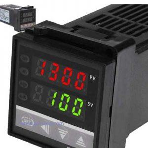 Đồng hồ điều khiển nhiệt độ RKC REX C100